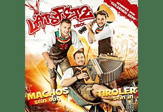 Läts Fetz - Machos sein out,Tiroler sein in  - (CD)