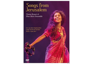 Timna Brauer - Songs from Jerusalem - (DVD)