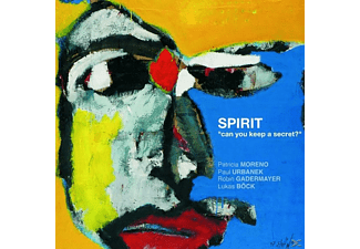 "Spirit - ""Can You Keep A Secret?"" - (CD)"