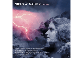 Henry/Eiche/Kelly/Wiman/Equilbey/Danish Nat.SO/+ - Comala - (CD)