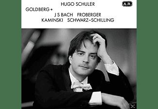 Hugo Schuler, VARIOUS - Goldberg/+  - (CD)