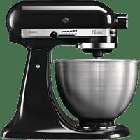KITCHEN AID 4.3l Küchenmaschine 5K45SSEOB Onyx Black