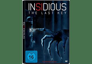 Insidious - The Last Key DVD