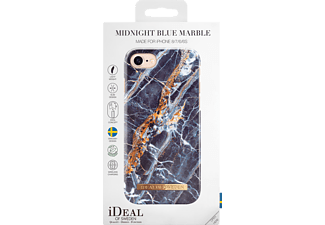 IDEAL OF SWEDEN Fashion, Backcover, Apple, iPhone 6, iPhone 7, iPhone 8, Blue Marble