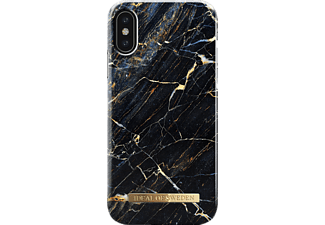 IDEAL OF SWEDEN Fashion, Backcover, Apple, iPhone X, Port Laurent Marble