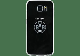 ICANDY Borussia Dortmund, Backcover, Samsung, Galaxy S6, Transparent