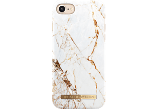 IDEAL OF SWEDEN Fashion, Backcover, Apple, iPhone 6, iPhone 7, iPhone 8, Carrara Gold
