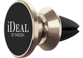 IDEAL OF SWEDEN CAR VENT MOUNT KFZ-Handyhalterung, Universal Universal, Gold