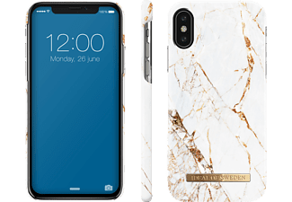 IDEAL OF SWEDEN Fashion, Backcover, Apple, iPhone X, Carrara Gold
