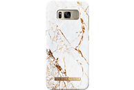 IDEAL OF SWEDEN Fashion, Backcover, Samsung, Galaxy S8, Carrara Gold