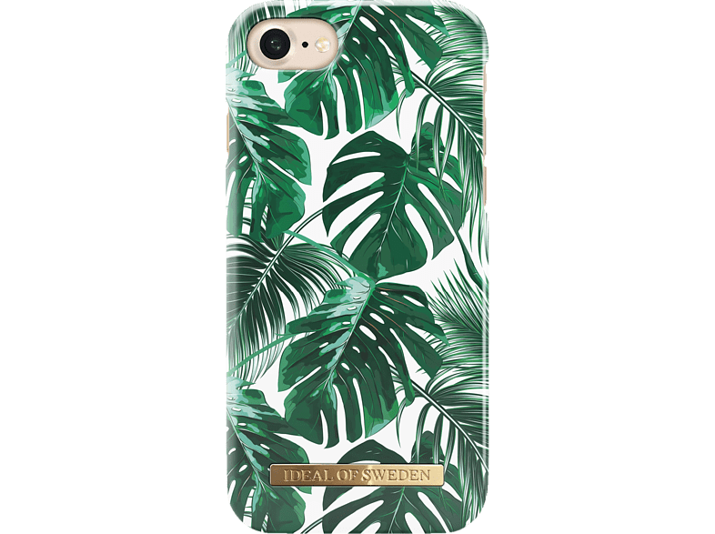 IDEAL OF SWEDEN Fashion , Backcover, Apple, iPhone 6, iPhone 7, iPhone 8, Monstera Jungle