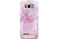 IDEAL OF SWEDEN Fashion, Backcover, Samsung, Galaxy S8, Pilion Pink Marble
