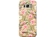 IDEAL OF SWEDEN Fashion, Backcover, Samsung, Galaxy S8, Champagne Birds