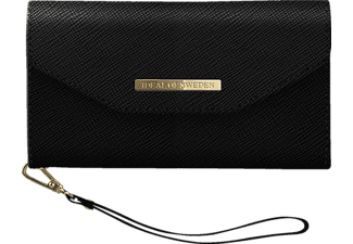 IDEAL OF SWEDEN Mayfair Clutch Handyhülle, Samsung Galaxy S8+, Schwarz