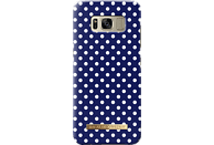 IDEAL OF SWEDEN Fashion, Backcover, Samsung, Galaxy S8, Blue Polka Dots
