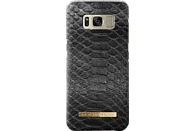 IDEAL OF SWEDEN Fashion, Backcover, Samsung, Galaxy S8, Black Reptile