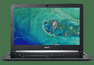 ACER Aspire 5 (A515-51G-80BR), Notebook mit 15,6 Zoll Display, Core™ i7 Prozessor, 8 GB RAM, 256 GB SSD, GeForce® MX130, Schwarz