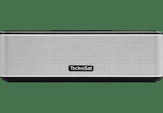 TECHNISAT BLUSPEAKER MINI 2 Bluetooth Lautsprecher, Schwarz/Silber