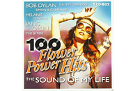 VARIOUS - 100 Flower Power Hits [CD]