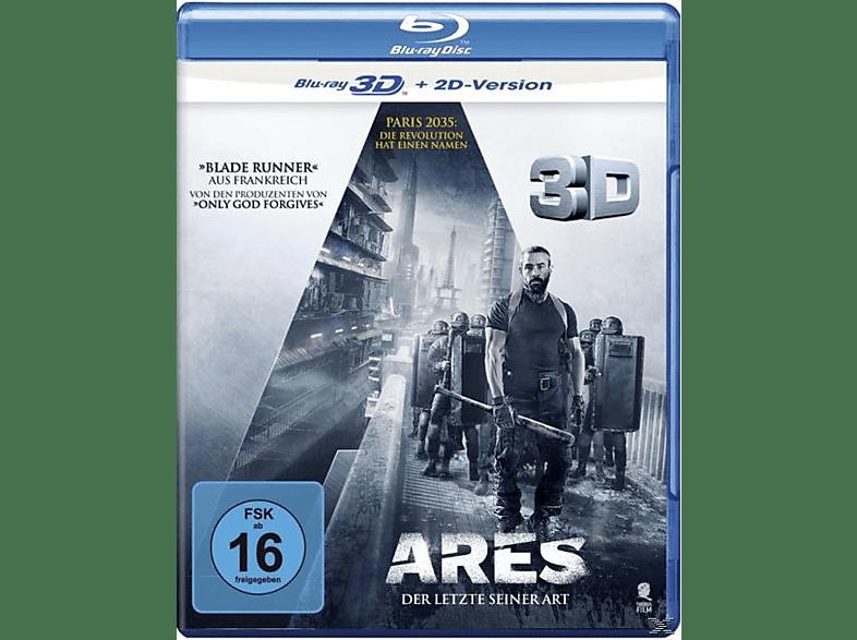 Ares - Der letzte seiner Art [3D Blu-ray (+2D)]