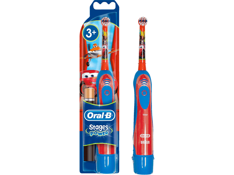 ORAL-B Stages Power Kids (Batterie)
