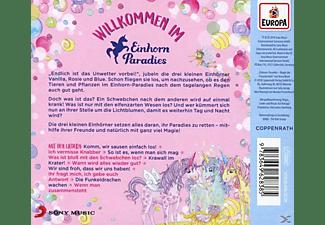 Einhorn-paradies - Magie Der Freundschaft  - (CD)