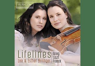 Lea Birringer, Esther Birringer - Lifelines  - (CD)