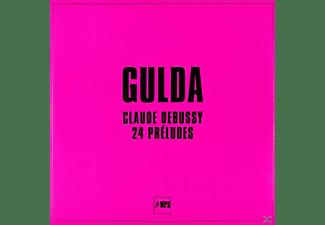 Friedrich Gulda - Debussy Preludes  - (Vinyl)