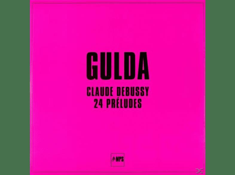 Friedrich Gulda - Debussy Preludes [Vinyl]