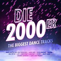 VARIOUS - Die 2000er-The Biggest Dance Tracks [CD]