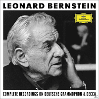 Leonard Bernstein - The Complete Recordings On DG (Ltd.Edt.) [CD + DVD Video]