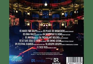 Gismo Graf Trio - Live  - (CD)