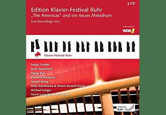 "VARIOUS - Edition Klavier-Festival Ruhr - ""The Americas"" Und Ein Neues Melodram (Live Recordings 2017)  - (CD)"
