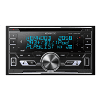 KENWOOD DPX-7100DAB Autoradio 2 DIN (Doppel-DIN), 50 Watt