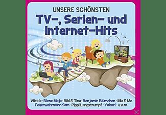 Familie Sonntag - Unsere Schönsten TV-,Serien-Und Internet-Hits  - (CD)