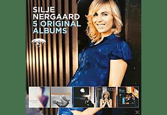 Silje Nergaard - 5 Original Albums  - (CD)