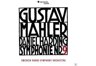 Swedish Radio Symphony Orchestra - Sinfonie 9  - (CD)