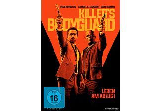 Killer's Bodyguard DVD