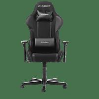 DXRACER Formula F11 Gaming Chair, Black Gaming Stuhl, Schwarz