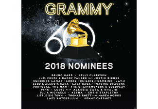 VARIOUS - 2018 GRAMMY Nominees - (CD)
