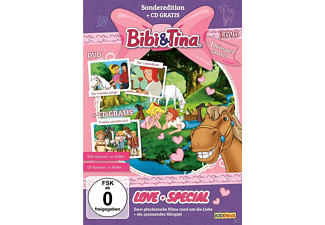 Bibi und Tina - Love-Special DVD + CD