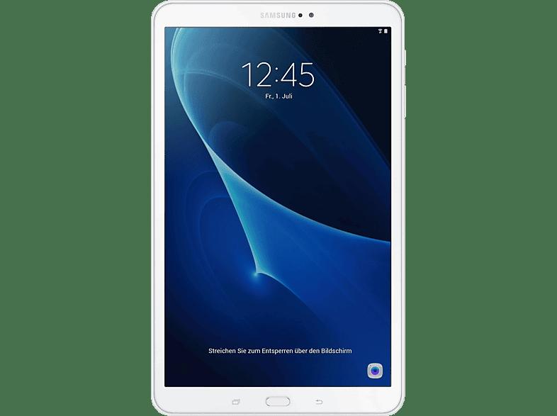 SAMSUNG Galaxy Tab A SM-T580, Tablet , 32 GB, 10.1 Zoll, Weiß