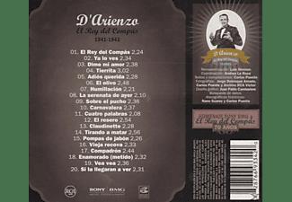 Juan D'arienzo - El Rey Del Compas  - (CD)