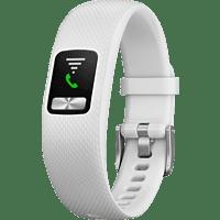 GARMIN vivofit 4, Fitness Tracker, S/M, Weiß