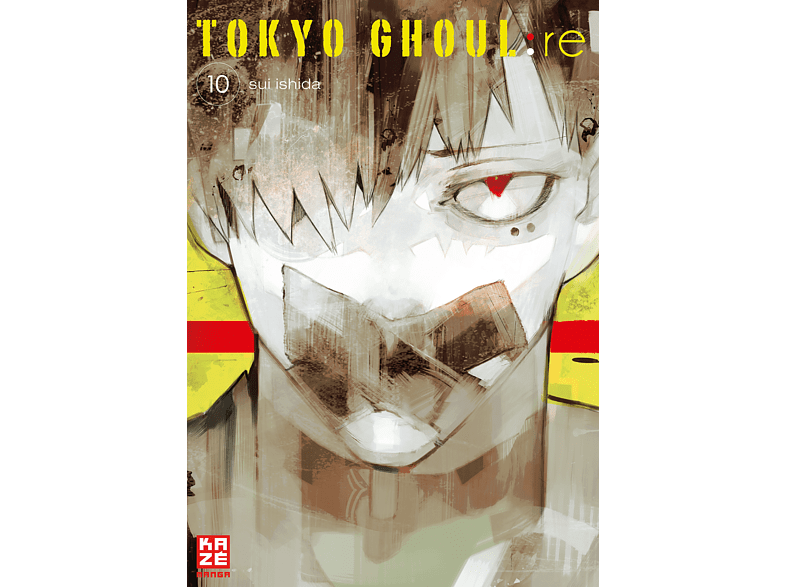Tokyo Ghoul:re - Band 10
