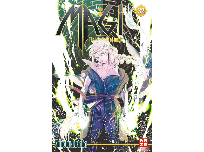 Magi - The Labyrinth of Magic - Band 32