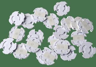 REER 3246020 Steckdosenschutz Weiß