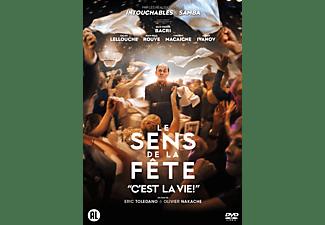 Le Sens de la Fête - DVD