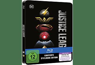 Justice League (Exklusvies Steelbook)  Blu-ray