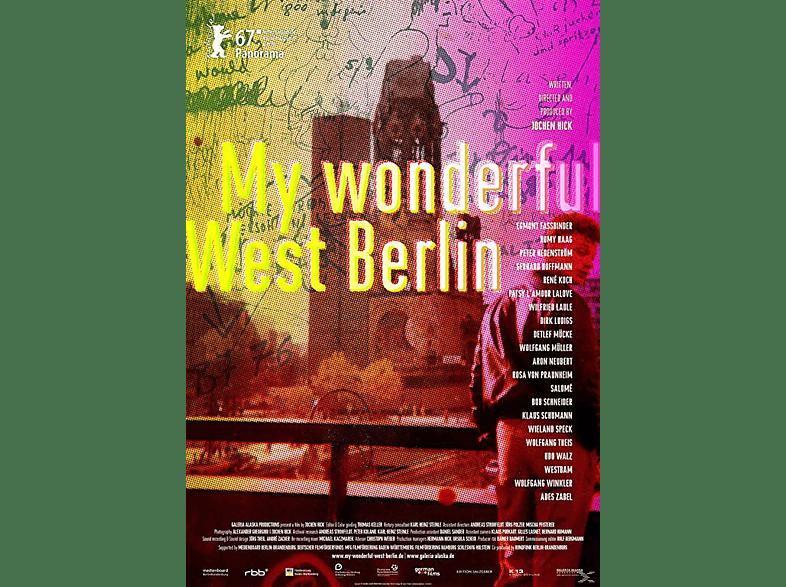 Mein wunderbares West-Berlin [DVD]